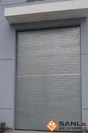 钢质防火卷帘门